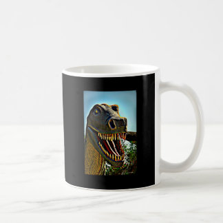 Dinosaur's Teeth Coffee Mug
