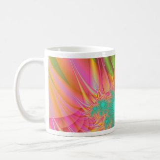 Dinosaurus fractals Mug