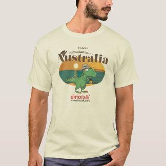 Dinotalk in Australia T-Shirt
