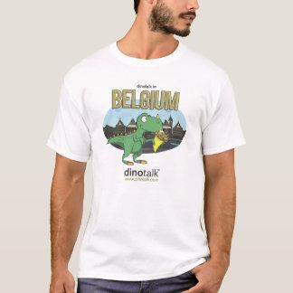 Dinotalk in Belgium T-Shirt