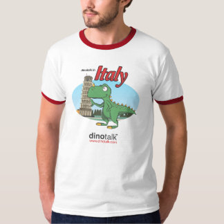 Dinotalk in Italy T-Shirt