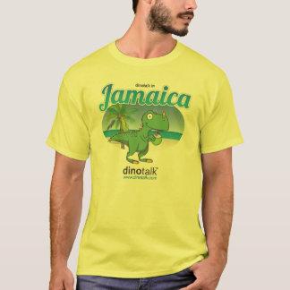 Dinotalk in Jamaica T-Shirt