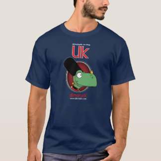 Dinotalk in the UK T-Shirt