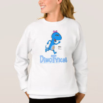 Dinotykes Allie is an Allosaurus Sweatshirt