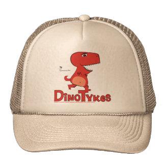 Dinotykes Ty is a Tyrannosaurus on a Trucker Hat