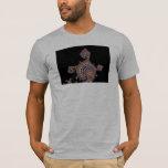 Dinozaur - Fractal Art T-Shirt