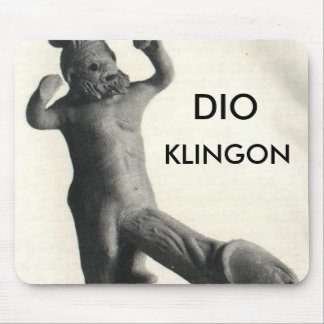 DIO, KLINGON MOUSE PAD