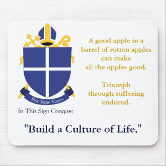 Diocese of the Holy Cross - Mousep... - Customized Mouse Pad