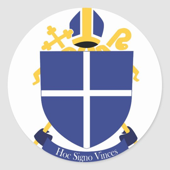 Diocese of the Holy Cross - Sticker - full image