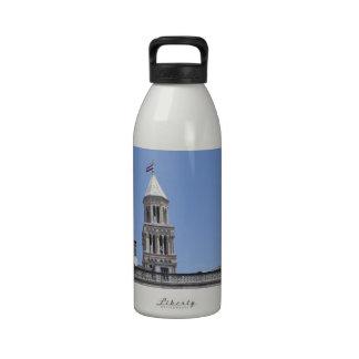 Diocletian's Castle Tower in Split Reusable Water Bottles