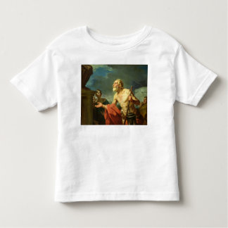 Diogenes Asking for Alms, 1767 Toddler T-shirt
