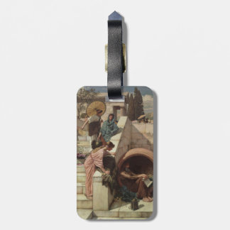 Diogenes by John William Waterhouse Bag Tag
