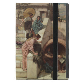Diogenes by John William Waterhouse Cases For iPad Mini