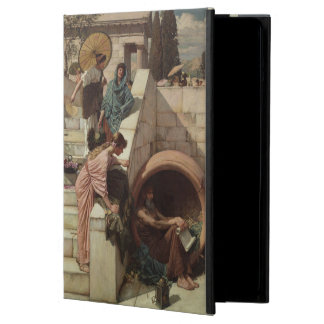 Diogenes by John William Waterhouse Cover For iPad Air