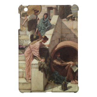 Diogenes by John William Waterhouse Cover For The iPad Mini