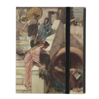 Diogenes by John William Waterhouse iPad Case