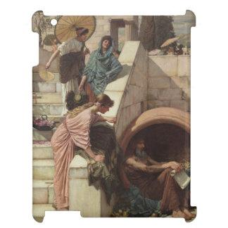 Diogenes by John William Waterhouse iPad Case
