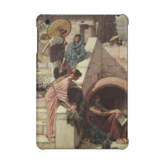 Diogenes by John William Waterhouse iPad Mini Retina Covers