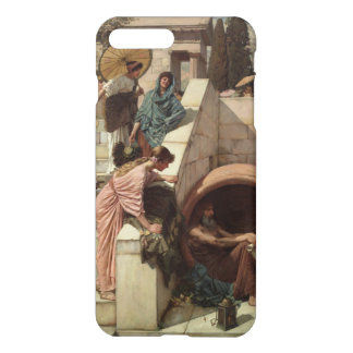 Diogenes by John William Waterhouse iPhone 7 Plus Case