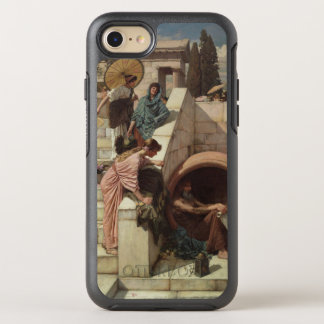Diogenes John William Waterhouse OtterBox Symmetry iPhone 7 Case
