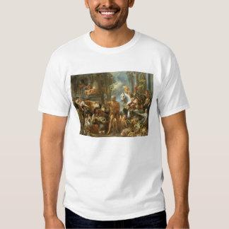 Diógenes que busca para un hombre honesto, c.1650- playeras