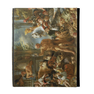 Diogenes Searching for an Honest Man, c.1650-55 (o iPad Folio Cover