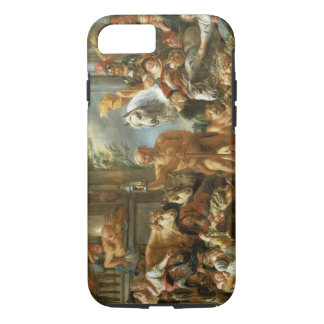 Diogenes Searching for an Honest Man, c.1650-55 (o iPhone 7 Case