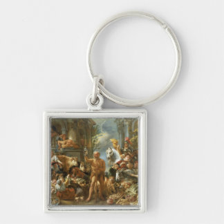 Diogenes Searching for an Honest Man, c.1650-55 (o Keychain