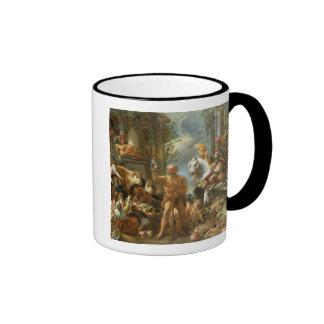 Diogenes Searching for an Honest Man, c.1650-55 (o Ringer Mug