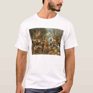 Diogenes Searching for an Honest Man, c.1650-55 (o T-Shirt
