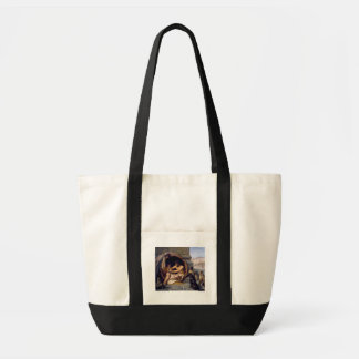 Diogenes Surrounded by Dogs - by Jean Leon Gerome Bag
