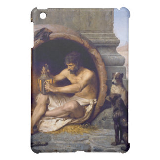 Diogenes Surrounded by Dogs -  iPad Mini Cover