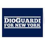 DioGuardi for New York Greeting Cards