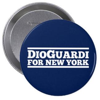 DioGuardi para Nueva York Pin