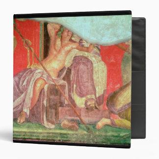 Dionysian Entourage with Dionysus 3 Ring Binder