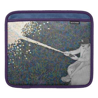 Dionysus iPad Sleeve by Meghan Oona
