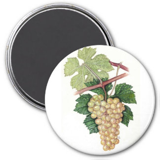 Dionysus & Rhea Collection 3 Inch Round Magnet