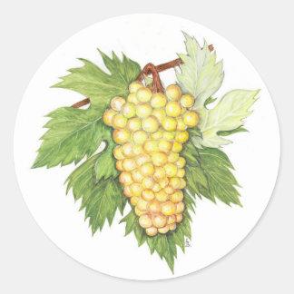 Dionysus & Rhea Collection Classic Round Sticker