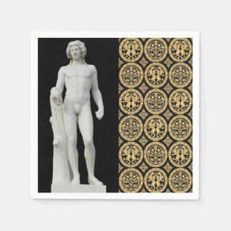 Dionysus with Grapes Napkin