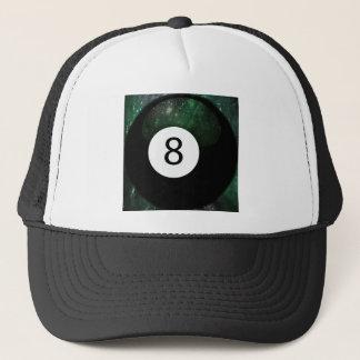 Diopside Magic 8 Ball Trucker Hat