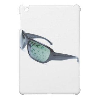 Dioptric sunglasses case for the iPad mini