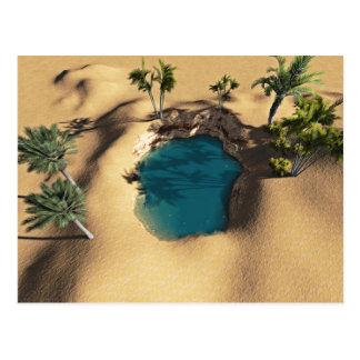 Diorama del agujero de riego de A Tarjetas Postales