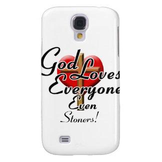 ¡Dios ama a las deshuesadoras! Funda Para Galaxy S4