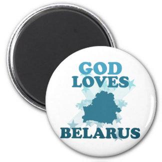 Dios ama Bielorrusia Imanes