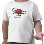 Dios ama Nevadans Camiseta