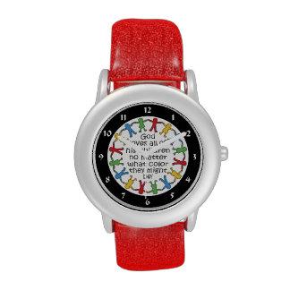 Dios ama todos relojes