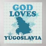 Dios ama Yugoslavia Posters