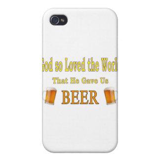 Dios amó tan el mundo iPhone 4/4S carcasas