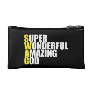 Dios asombroso maravilloso estupendo
