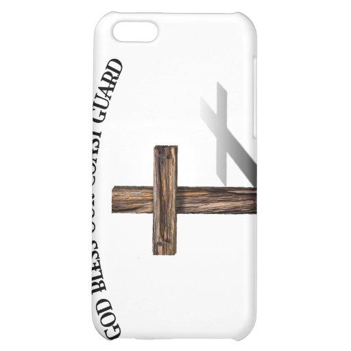DIOS BENDICE AL GUARDACOSTAS con la cruz rugosa